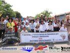 Fotos da 1ª Caminhada Cultural Brasileira do Serviço de Convivência em Jateí