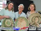 Fotos do Curso de Artesanato em Taboa e Inclusão Digital em Fátima do Sul