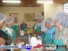 Fotos do curso de fabricação de pães e bolos promovido pelo Sindicato Rural de Fátima do Sul