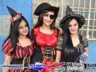 Fotos da apresentação do Halloween na Escola Filinto Muller em Fátima do Sul