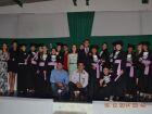 Fotos da formatura dos Cursos Técnicos e Ensino Médio do Filinto Muller em Fátima do Sul