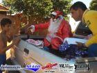 Fotos da entrega dos presentes do Papai Noel dos Correios em Fátima do Sul