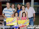 Veja as FOTOS da entrega do material do Ensino Positivo feito pelo prefeito em Vicentina