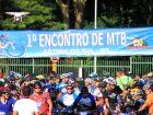 Fotos do 1º Encontro de MTB em Fátima do Sul