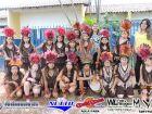 Fotos da apresentação do grupo de dança do Vila Brasil em comemoração ao Dia do Índio