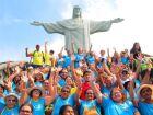 Veja as FOTOS da viagem do Conviver a Aparecida, Rio de Janeiro e Campos do Jordão