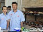 Veja as FOTOS da inauguração da Churrasqueira no Mercado Julifran em FÁTIMA DO SUL