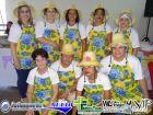 VEJA as FOTOS do Chá Beneficente prol Casa de Aprendizagem TIA VERSI em Fátima do Sul