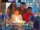 Veja as FOTOS do aniversário de 07 anos da Juliana Sanches Uemura em FÁTIMA DO SUL