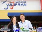 VEJA AS FOTOS da inauguração do novo Mercado Julifran em FÁTIMA DO SUL