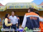 Veja as FOTOS da visita da Governadora Rose e Secretário Marcelo em Ivinhema e Novo Horizonte do Sul