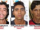 Polícia identifica autores de dois roubos ocorridos na cidade de Dourados