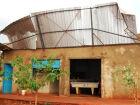 Ventania destelha casas e causa prejuízo na região de Angélica