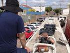 Polícia Federal encontra 700 Kg de cocaína nos tanques de combustível de bi trem
