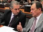 Reinaldo aconselha Onevan a se entender com Zé Teixeira visando à disputa da Mesa