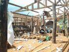 VÍDEO: Populares flagram 'tornado' e destruição em área rural em Naviraí