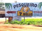 VICENTINA: Almoço no Pesqueiro 7 Bello terá música Ao Vivo neste domingo