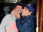"""Maradona assume filho de 29 anos e chora: """"É o começo de uma nova história"""""""