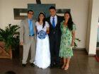 Com medo de ser a última vez, pai pede para ver filha de noiva em hospital