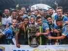 É penta! Grêmio empata com o Atlético-MG e fatura o título da Copa do Brasil