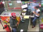 Durante jogo de futebol, bandido rende funcionário e rouba conveniência