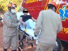 Envolvendo duas motos, mais um acidente de trânsito é registrado em Nova Andradina