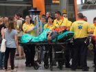 Acidente com trem deixa dezenas de feridos em Barcelona