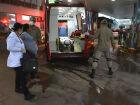Raio cai em bairro da Capital que por pouco não atinde gestante, Bombeiros foram acionados