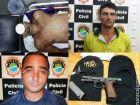 """Comparsa de autor """"Canjerê"""" é morto em troca de tiros com a Polícia na Cidade de Rio Brilhante"""