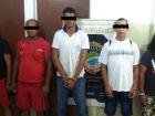 Seis pessoas foram presas durante operação realizada pela Polícia Civil de Angélica