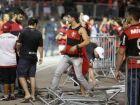 Após vandalismo em jogo, Flamengo corre o risco de sair da Libertadores