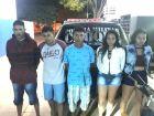 Grupo é preso durante churrasco para festejar roubos de celulares