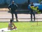 Polícia Militar de Maracaju recebe denúncia de moradora seminua na Avenida