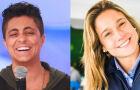 """Thammy diz que sabia que Fernanda Gentil é gay: """"A gente sente o cheiro de mexerica"""""""