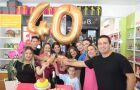 Grupo O Boticário comemora 40 anos e 22 anos da loja O Boticário em FÁTIMA DO SUL