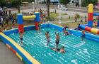 Prefeitura realiza festa das crianças em grande estilo e com muita diversão em Jateí