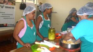 Sindicato Rural inclui alunos da APAE em curso de capacitação em Fátima do Sul