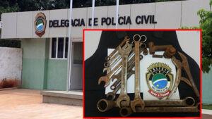 Policia Civil esclarece e indicia autor de furto na zona rural em Vicentina