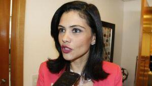 Grazielle Machado renuncia ao mandato de Vereadora para assumir uma cadeira na Assembleia