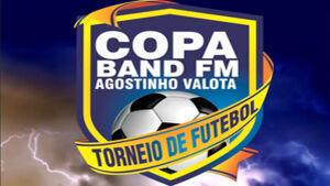 Chuva adia abertura da Copa Band FM troféu Agostinho Valota no Clube Floresta de Fátima do Sul