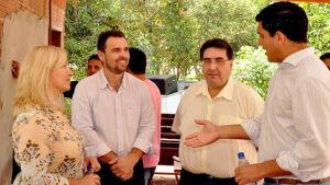 Secretária de Habitação visita e analisa viabilização de mais casas populares para Fátima do Sul