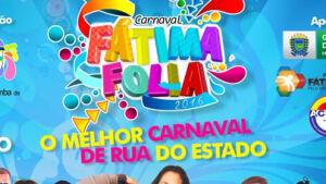 Fátima Folia prossegue neste sábado, e neste domingo terá matinê para as crianças em FÁTIMA DO SUL