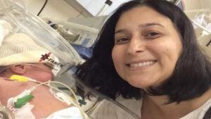 FATIMASSULENSE médica socorrista do Samu salva criança em cesárea na varanda de casa em Campo Grande