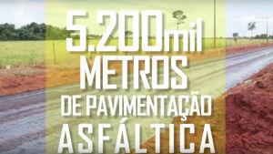 INFORMATIVO: Fique por Dentro Cidadão asfalto no Jardim dos Ipês em FÁTIMA DO SUL