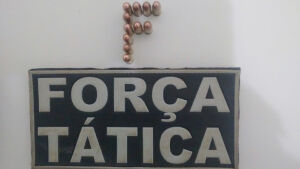 Menor é flagrada transportando munição na calcinha em FÁTIMA DO SUL