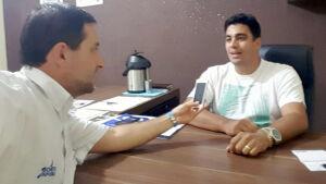 Vereador eleito fala de suas prioridades e de legislar ao lado da população em FÁTIMA DO SUL