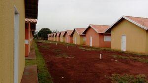 Governo do Estado através da AGEHAB entrega hoje 22 casas populares em FÁTIMA DO SUL