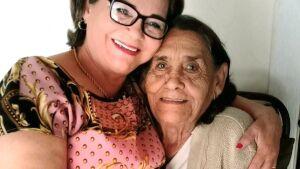 Faleceu Dona Tereza, mãe da Beth Presentes de FÁTIMA DO SUL