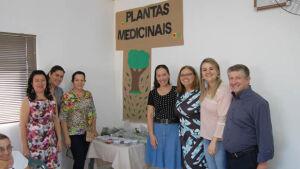 Projeto Plantas Medicinais é desenvolvido com idosos em JATEÍ