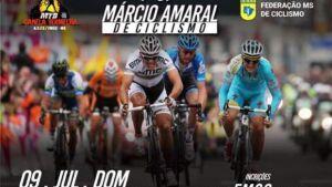 Inscrições estão abertas para o 1º GP Márcio Amaral de Ciclismo que acontece dia 09 em Fátima do Sul